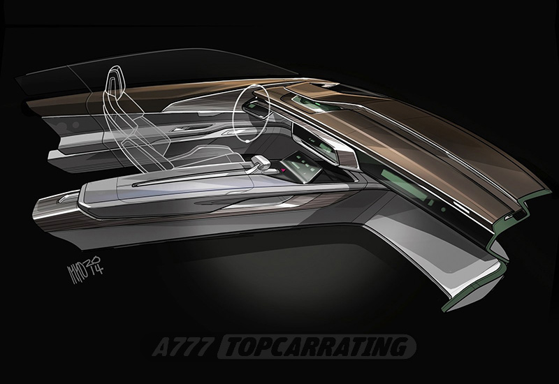 2014 Audi Prologue Concept