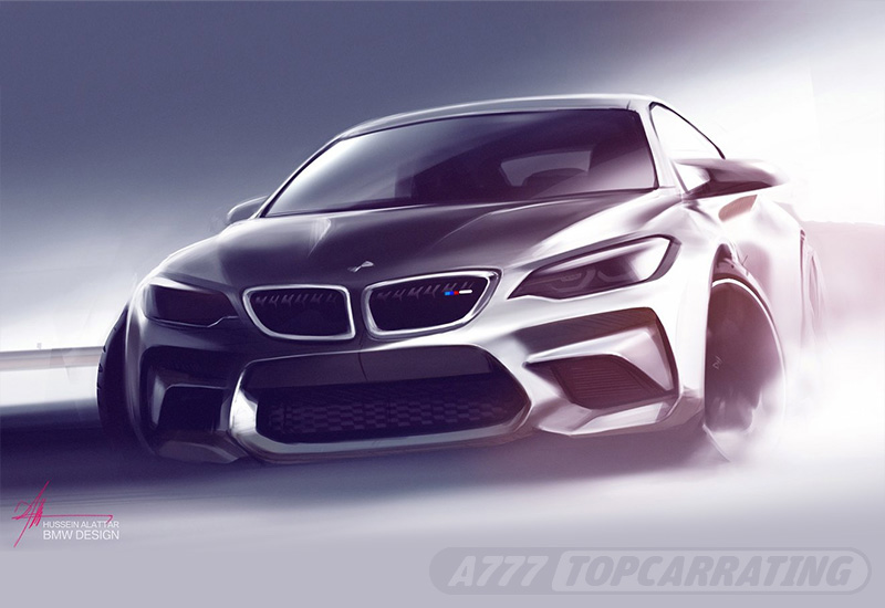 2016 BMW M2 Coupe (F87)