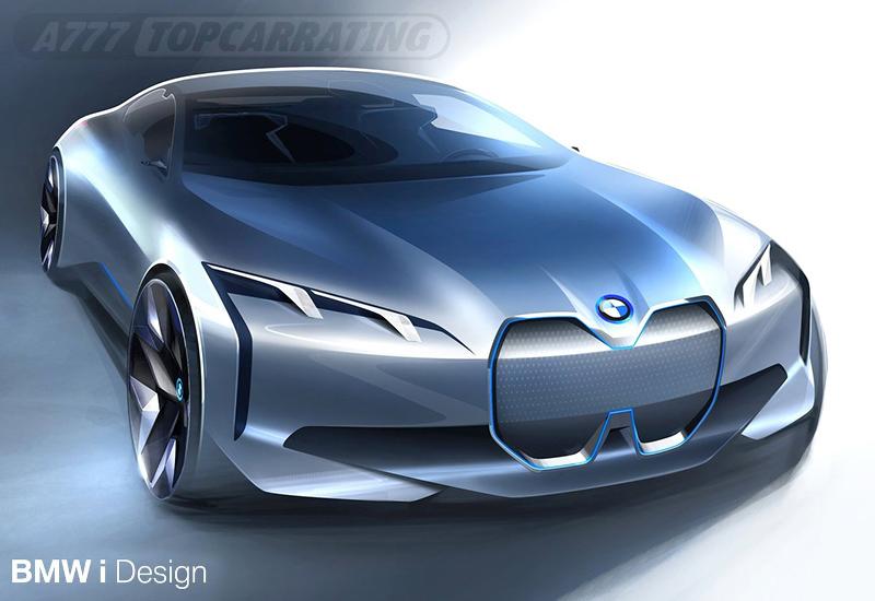 2017 BMW i Vision Dynamics Concept
