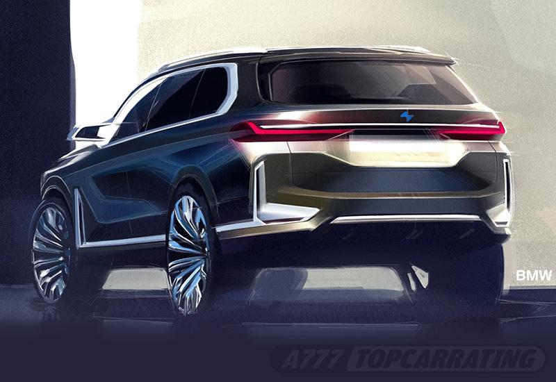 2017 BMW X7 iPerformance Concept