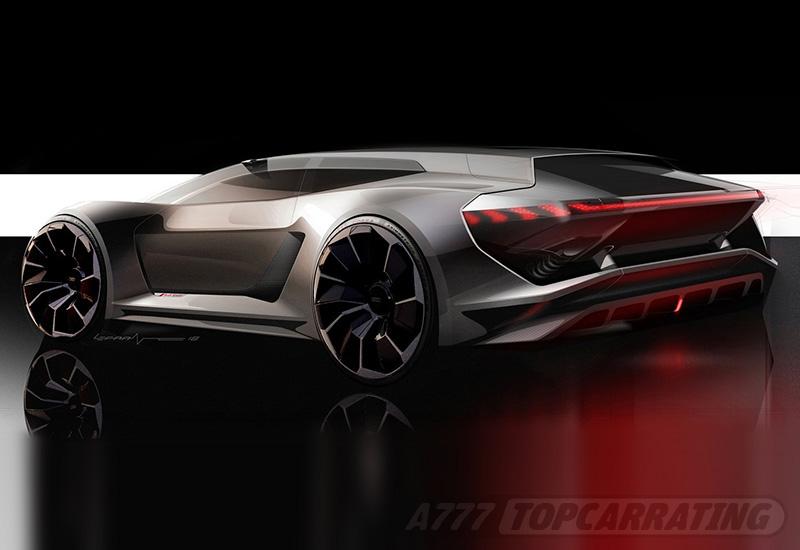 2018 Audi AI:Race (PB18 e-tron)