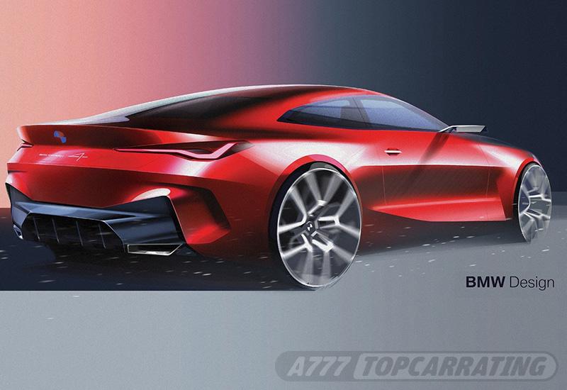 2019 BMW 4 Concept