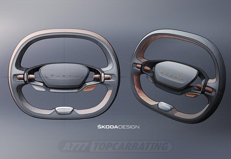2019 Skoda Vision iV Concept