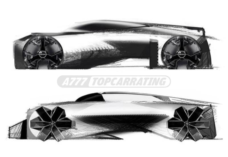 2020 Nissan GT-R X 2050 Concept
