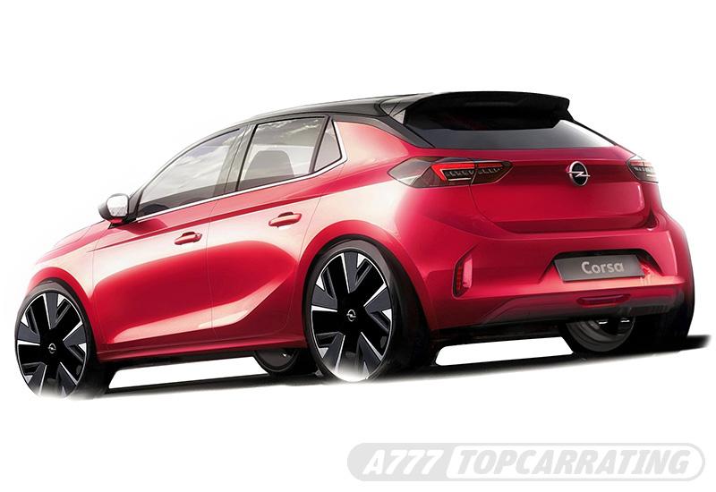 2020 Opel Corsa