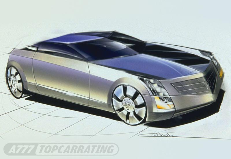 1999 Cadillac Evoq Concept