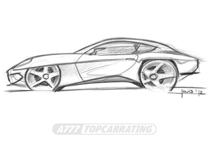 2012 Alfa Romeo Disco Volante Touring Concept