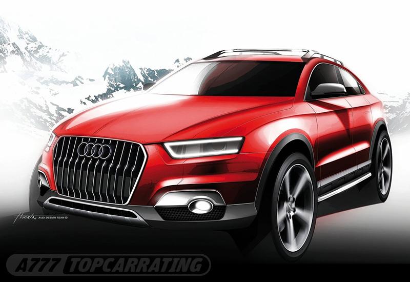 2012 Audi Q3 Vail Concept