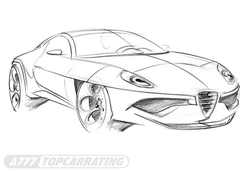 2013 Alfa Romeo Disco Volante Touring