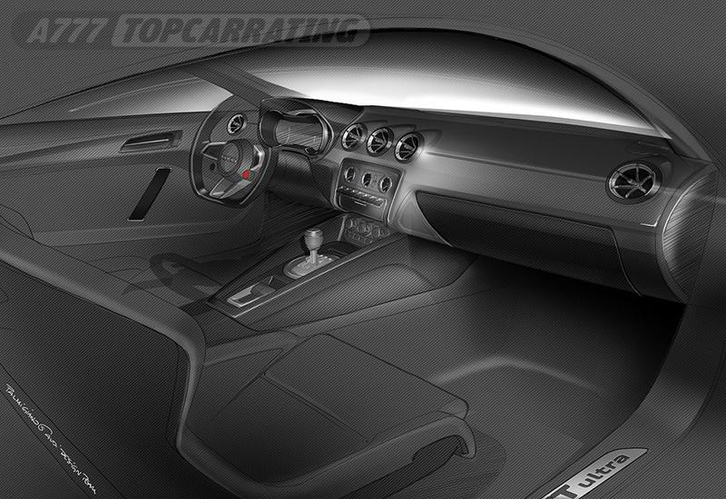2013 Audi TT ultra quattro Concept