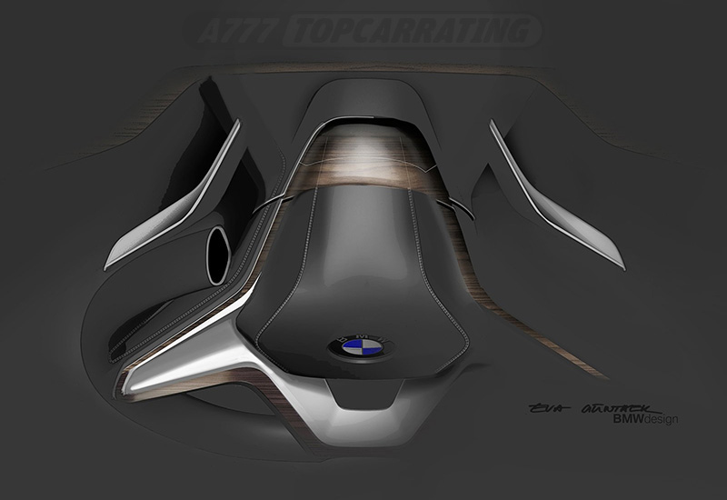 2014 BMW Vision Future Luxury Concept