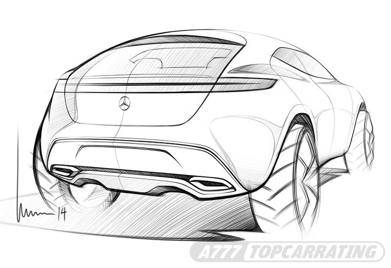 2014 Mercedes-Benz Vision G-Code Concept