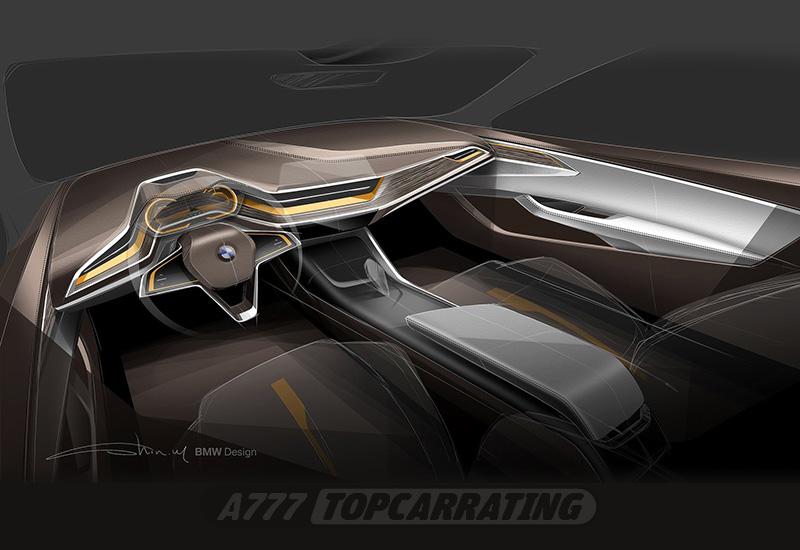 2015 BMW Compact Sedan Concept
