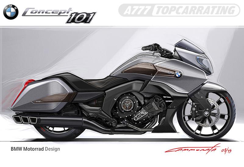 2015 BMW Concept 101