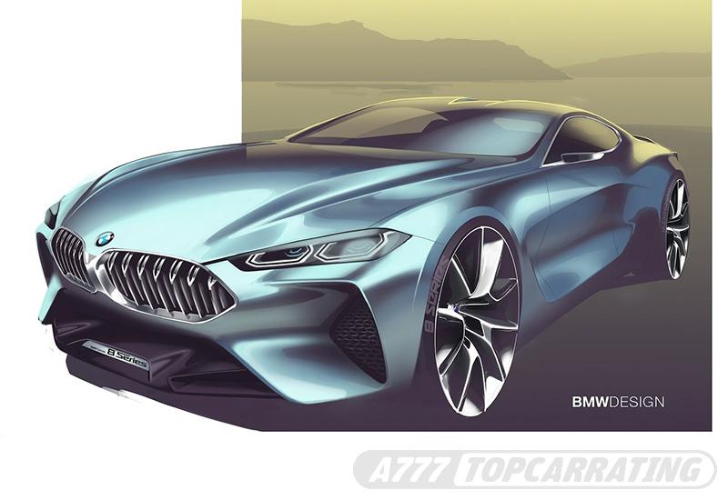 2017 BMW 8-Series Concept