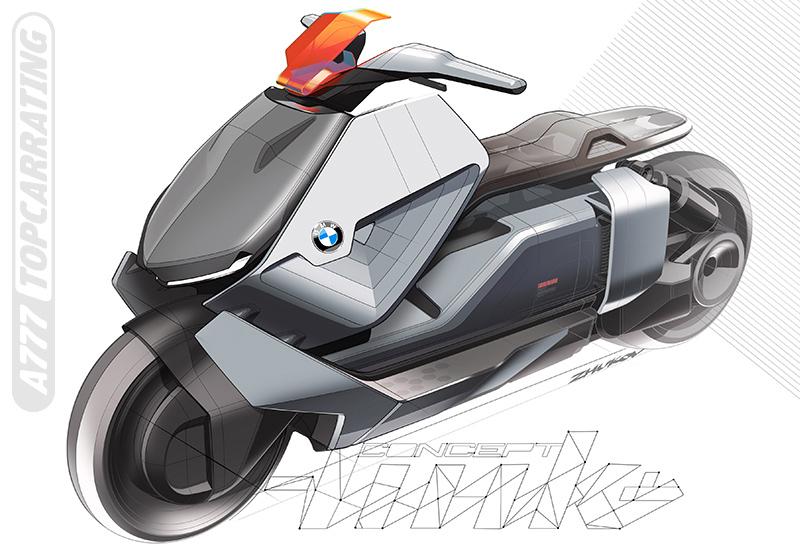 2017 BMW Concept Link