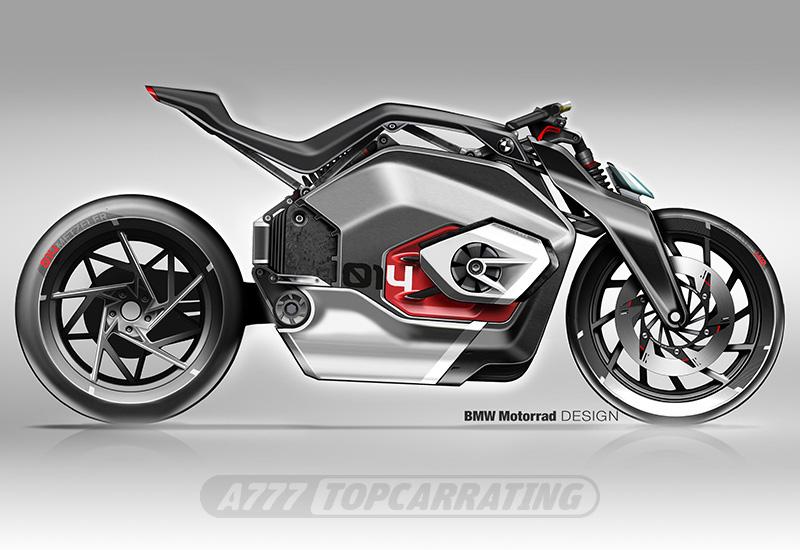 2019 BMW Vision DC Roadster