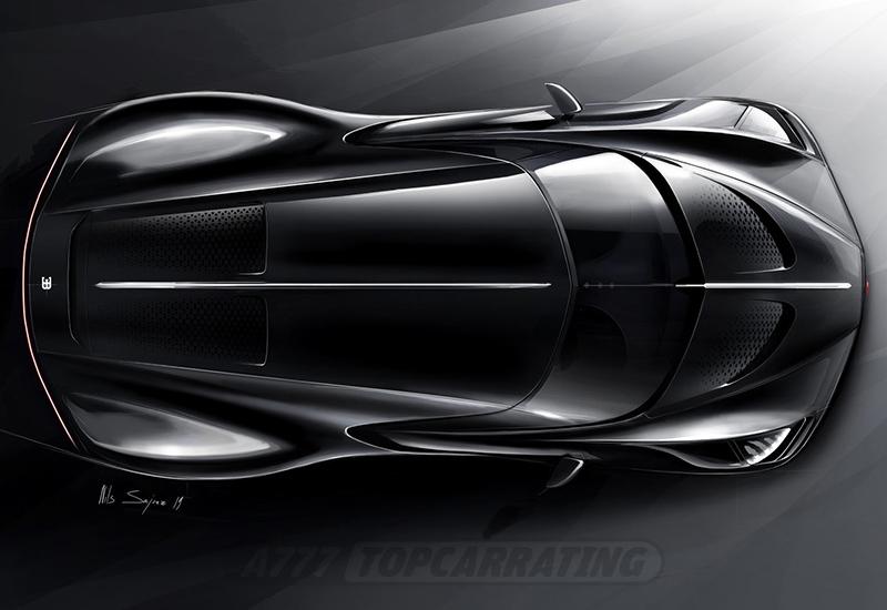 2019 Bugatti La Voiture Noire