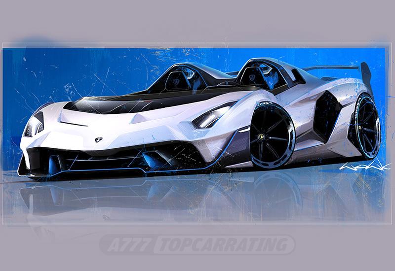 2020 Lamborghini SC20