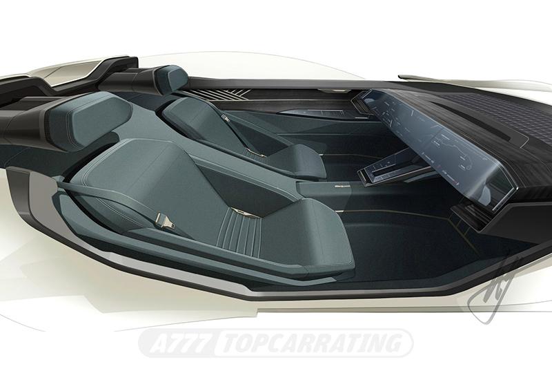 2021 Audi Skysphere Concept
