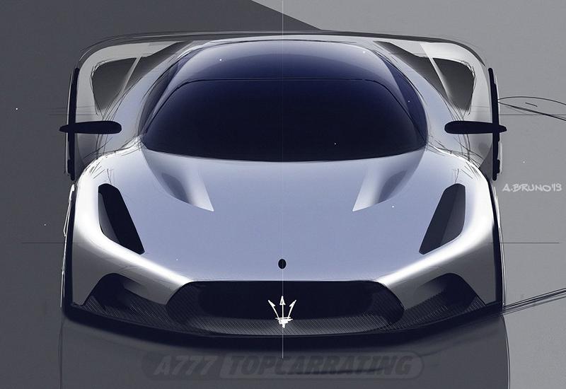 2021 Maserati MC20 Coupe (М165)