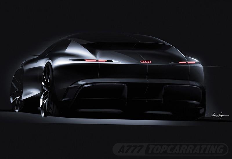 2021 Audi Grandsphere Concept