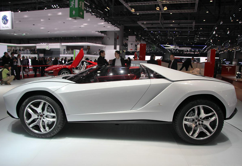 2013 ItalDesign Giugiaro Parcour XGT-Roadster
