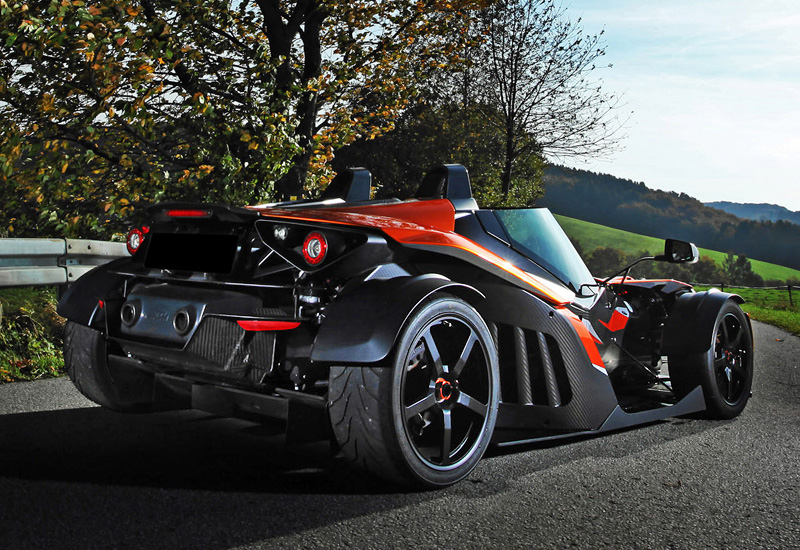 2013 KTM X-Bow GT Wimmer RS