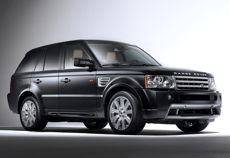 2005 Land Rover Range Rover Sport Supercharger