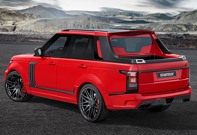 2015 Land Rover Range Rover Startech Pickup