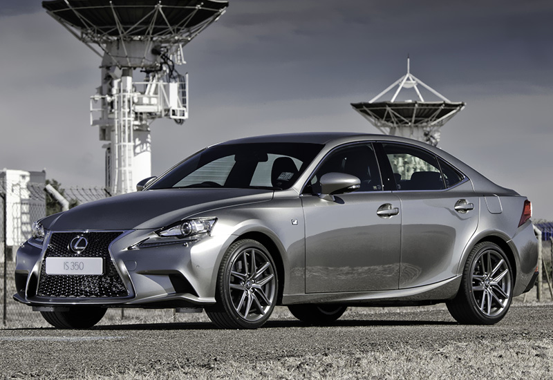 2013 Lexus IS 350 F-Sport