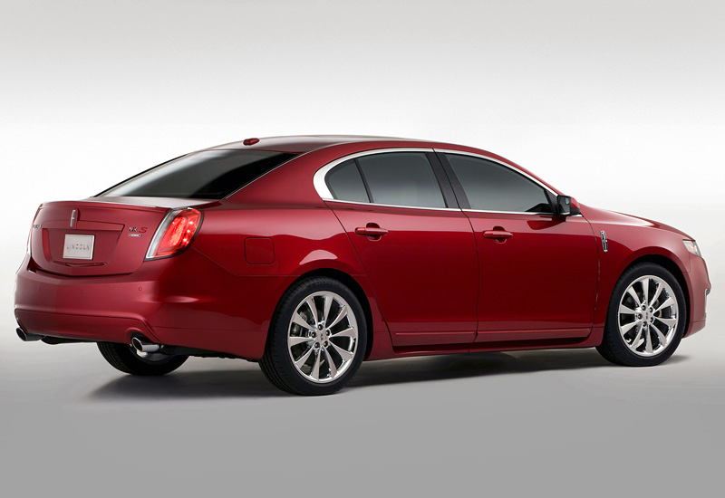2010 Lincoln MKS AWD EcoBoost