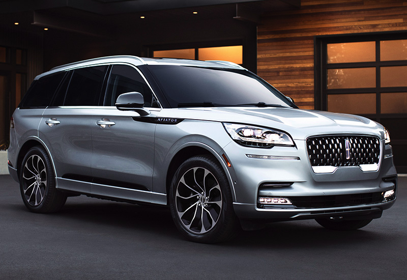 2020 Lincoln Aviator Grand Touring