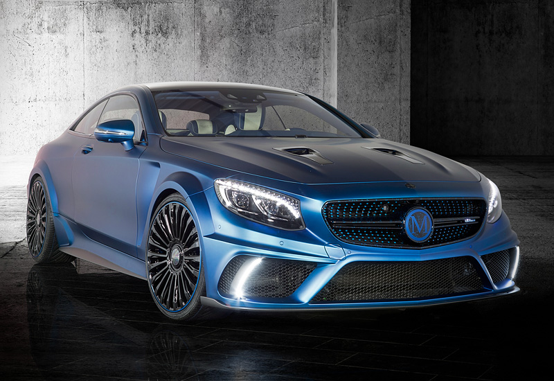 2015 Mercedes-Benz S 63 AMG Coupe Mansory Diamond Edition