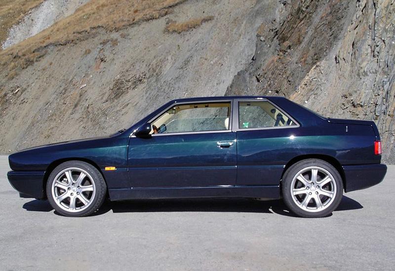 1992 Maserati Ghibli II - характеристики, фото, цена.