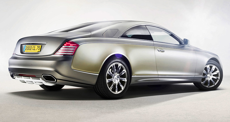 2011 Maybach 57S Xenatec Coupe