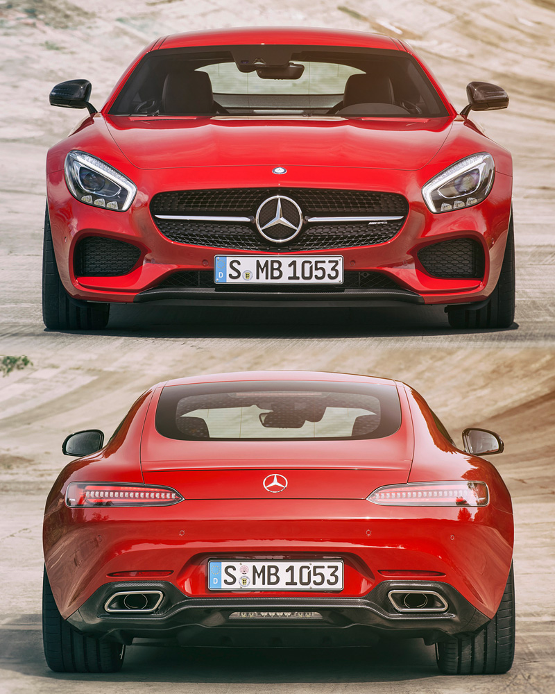 2015 Mercedes-AMG GT S (C190)