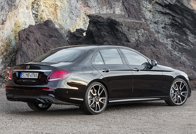 2017 Mercedes-AMG E 43 4Matic (W213)