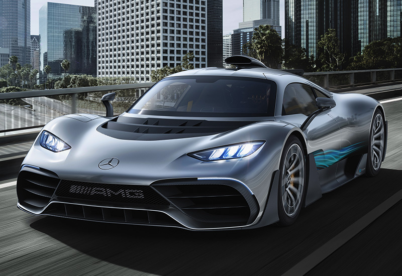2017 Mercedes-AMG Project ONE