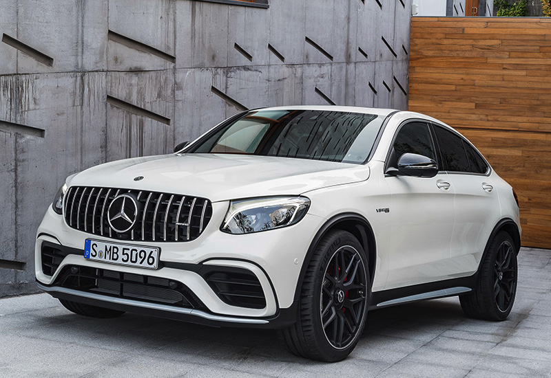 2017 Mercedes-AMG GLC 63 S Coupe 4Matic+ (C253)