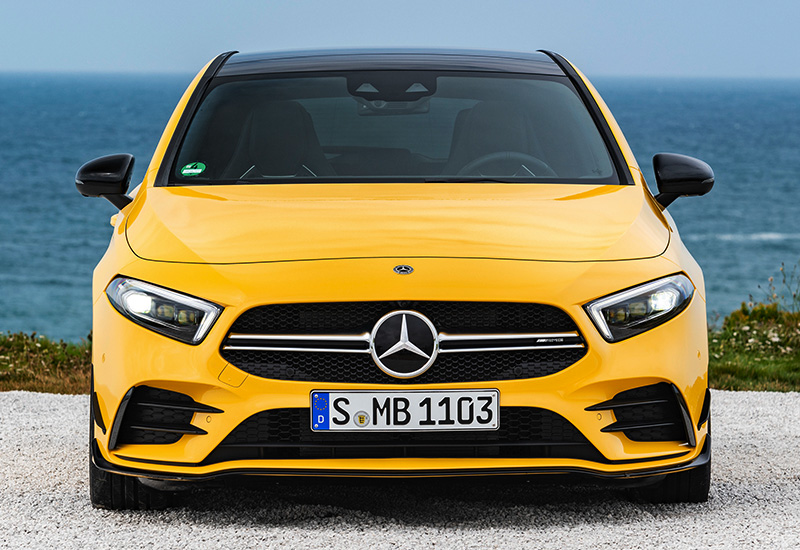 2019 Mercedes-AMG A 35 4Matic (W177)
