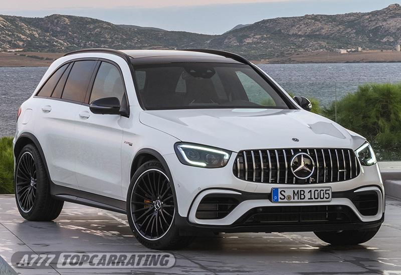 2019 Mercedes-AMG GLC 63 S 4Matic+ (X253)