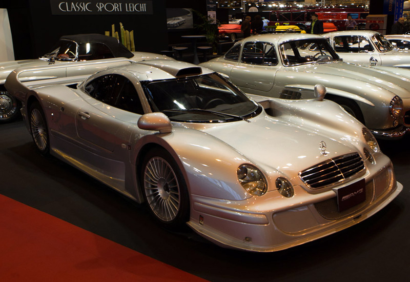 1998 Mercedes-Benz CLK LM Straßenversion (AMG)