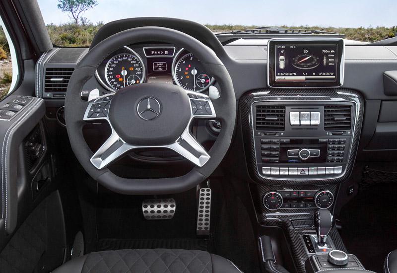 2016 Mercedes-Benz G500 4x4² - характеристики, фото, цена.