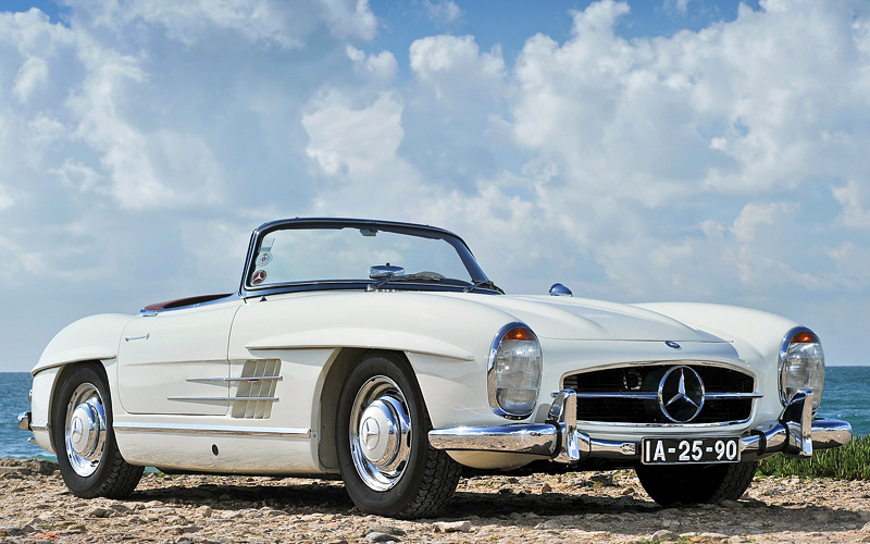 1957 Mercedes-Benz 300 SL Roadster (R198)