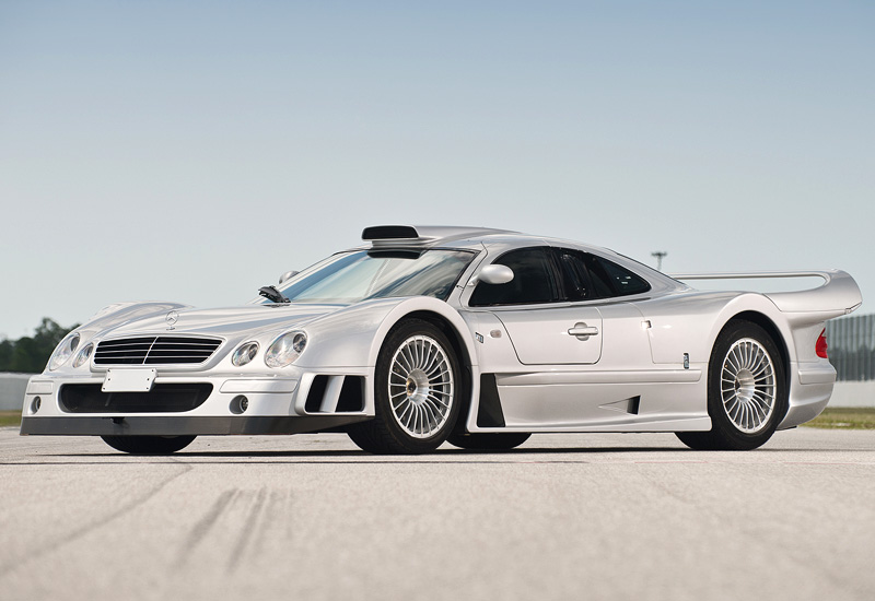 1998 Mercedes-Benz CLK GTR AMG Coupe