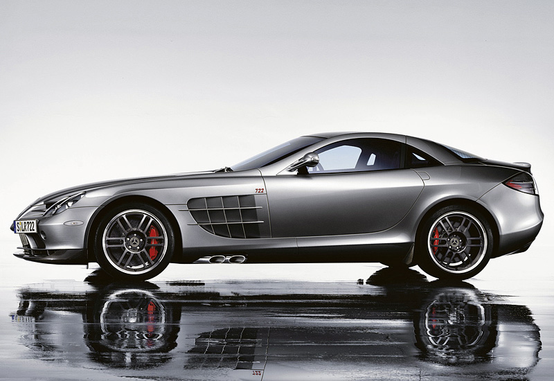 2006 Mercedes-Benz SLR McLaren 722 Edition