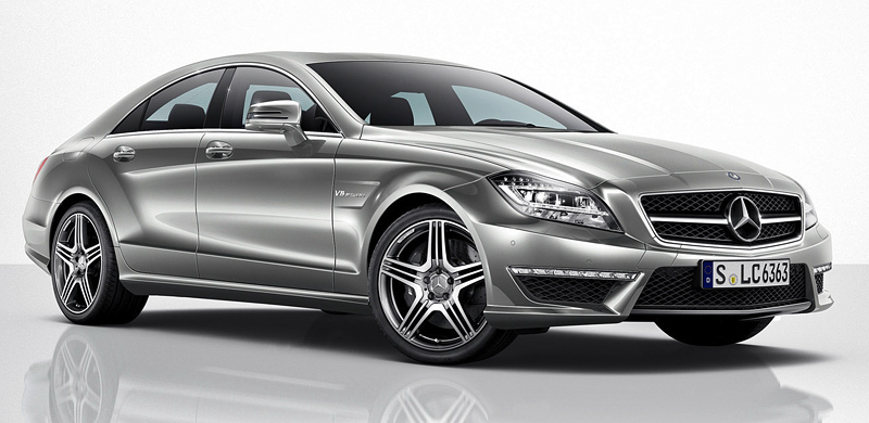 2011 Mercedes-Benz CLS 63 AMG Performance Package