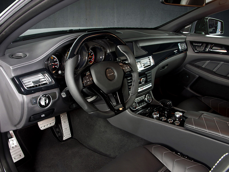 2012 Mercedes-Benz CLS 63 AMG Mansory