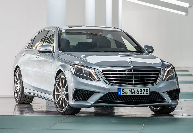 2013 Mercedes-Benz S 63 AMG 4Matic (V222)